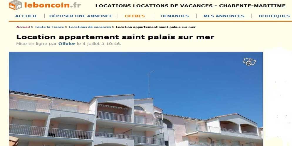 Leboncoin Fr Devient Une Alternative Pour Les Vacanciers